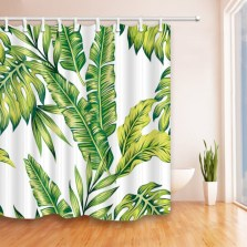 Affordable shower curtains ideas for small apartments 25