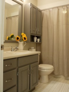 Affordable shower curtains ideas for small apartments 29