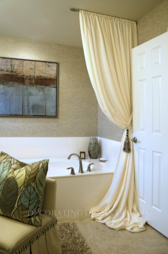 Affordable shower curtains ideas for small apartments 50