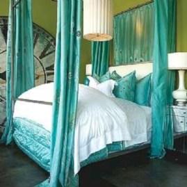 Amazing bohemian bedroom decor ideas 44