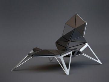 furniture slideshow pieces futuristic