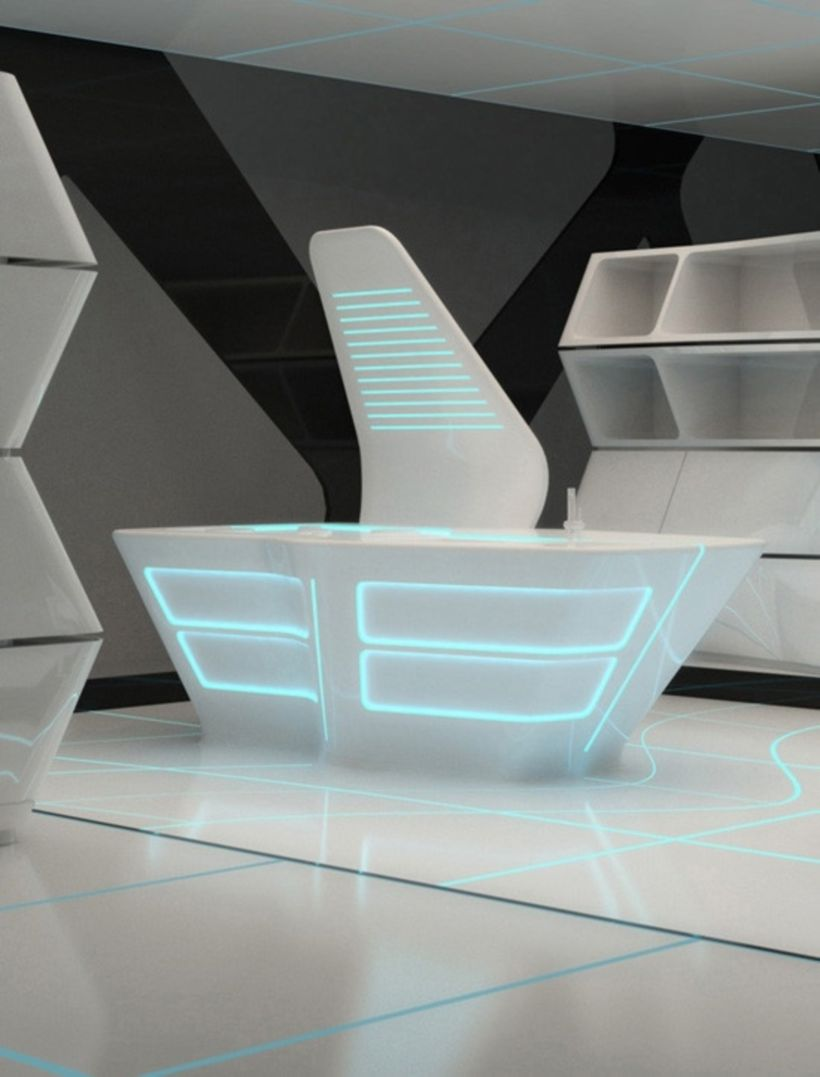 Amazing futuristic furniture that beyond imagination (40)