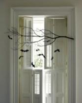 Amazing halloween window decoration ideas 15