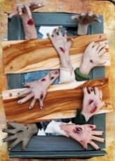 Amazing halloween window decoration ideas 38