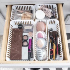 Awesome diy organization bathroom ideas you should try (10)