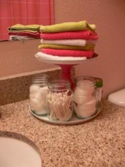 Awesome diy organization bathroom ideas you should try (17)