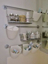 Awesome diy organization bathroom ideas you should try (27)