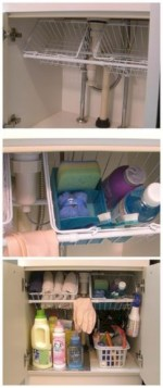 Awesome diy organization bathroom ideas you should try (39)