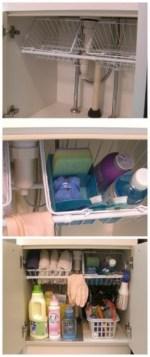 Awesome diy organization bathroom ideas you should try (39)