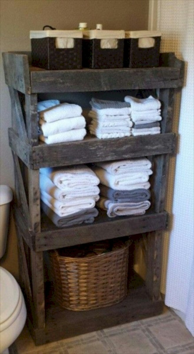 Awesome diy organization bathroom ideas you should try (49)