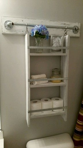 Awesome diy organization bathroom ideas you should try (51)