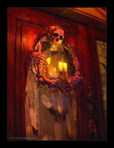 Awesome halloween indoor decoration ideas 14 14