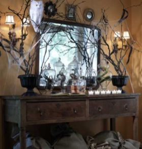 Awesome halloween indoor decoration ideas 27 27