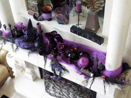 Awesome halloween indoor decoration ideas 35 35