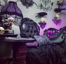 Awesome halloween indoor decoration ideas 4 4