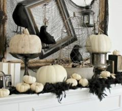 Awesome halloween indoor decoration ideas 42 42