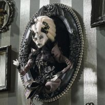 Awesome halloween indoor decoration ideas 47 47