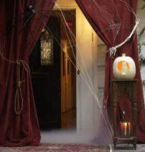 Awesome halloween indoor decoration ideas 8 8
