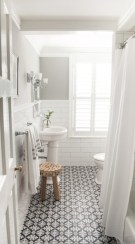 Beautiful subway tile bathroom remodel and renovation (38)