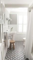 Beautiful subway tile bathroom remodel and renovation (38)