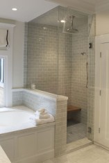 Beautiful subway tile bathroom remodel and renovation (49)