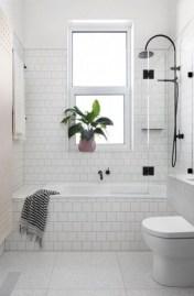 Beautiful subway tile bathroom remodel and renovation (50)