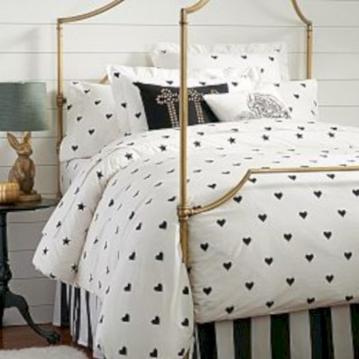 Black and white bedding sets ideas 01