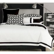 Black and white bedding sets ideas 22