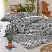 Black and white bedding sets ideas 32