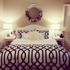 Black and white bedding sets ideas 40