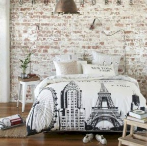 Black and white bedding sets ideas 43