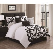 Black and white bedding sets ideas 53