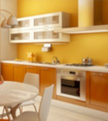 Budget friendly kitchen makeover ideas 23