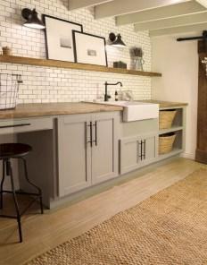 Budget friendly kitchen makeover ideas 38