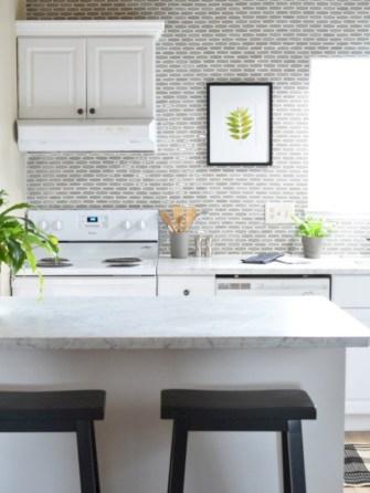 Budget friendly kitchen makeover ideas 48