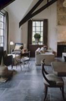 Classy living room floor tiles design ideas 15