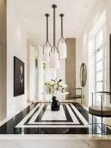Classy living room floor tiles design ideas 22