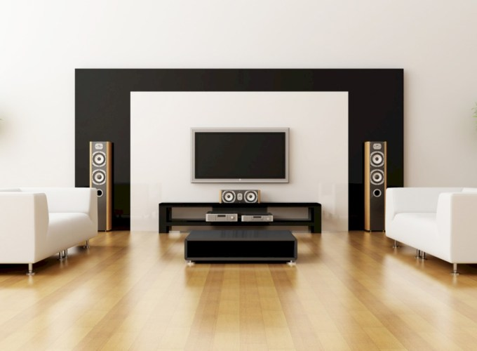 Classy living room floor tiles design ideas 49
