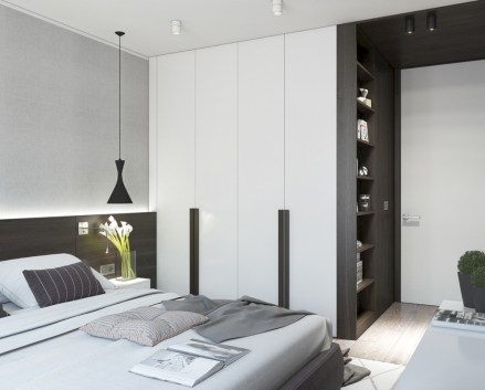 Cool one bedroom apartment plans ideas 01