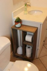 Cool organizing storage bathroom ideas (2)