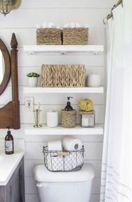 Cool organizing storage bathroom ideas (20)