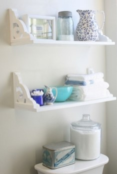 Cool organizing storage bathroom ideas (27)