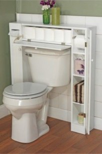 Cool organizing storage bathroom ideas (32)