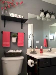 Cool organizing storage bathroom ideas (46)