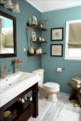 Creative diy bathroom ideas on a budget (48)