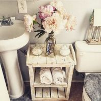 Creative diy bathroom ideas on a budget (9)