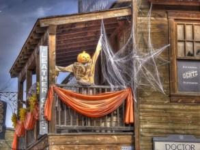 Creative diy halloween decorations using spider web 14