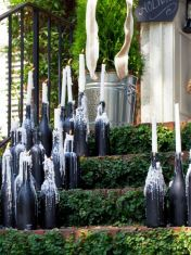 Creative diy halloween outdoor decoration ideas 27