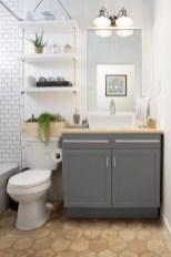 Creative storage bathroom ideas for space saving (2)
