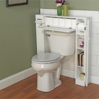 Creative storage bathroom ideas for space saving (3)